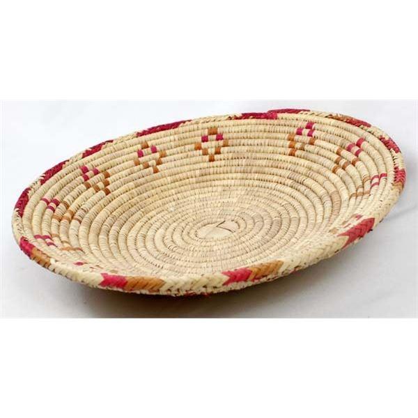 African 3-Toned Basket