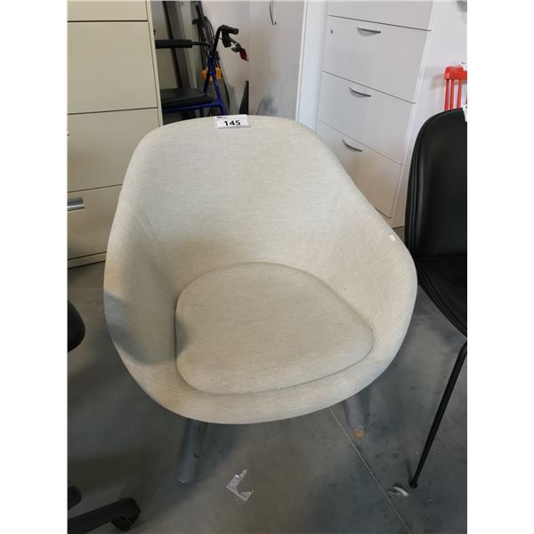 HAY AAL82 CLAVICLE ACCENT CHAIR SUGGESTED RETAIL PRICE $995 US