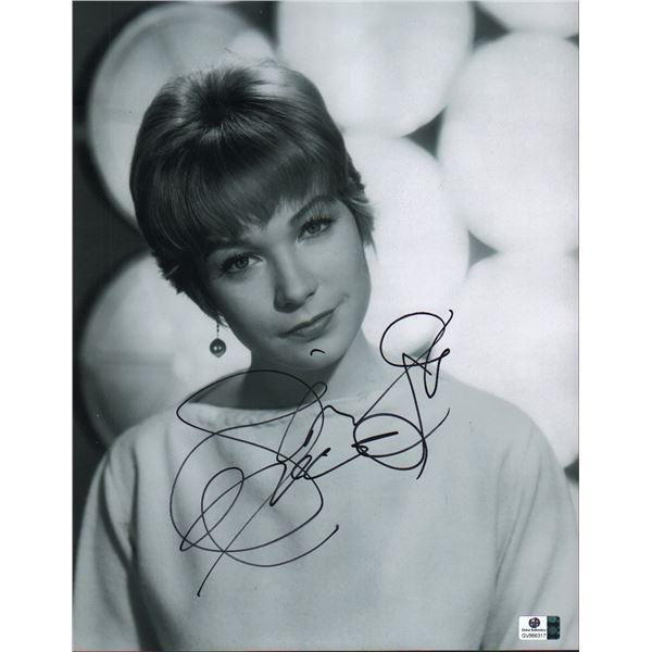 Shirley MacLaine Signed 11x14 Photo
