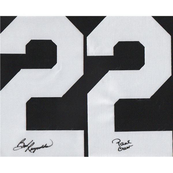 Burt Reynolds Signed The Longest Yard Uniform Numbers