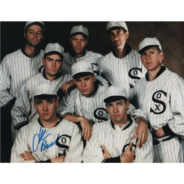 John Cusack Eight Men Out Signed Photo