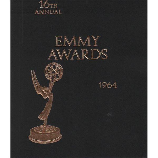 1964 Emmy Awards Program