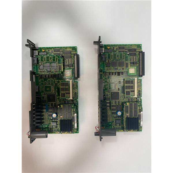 (2) - Fanuc A16B-3200-0412/08A Circuit Boards
