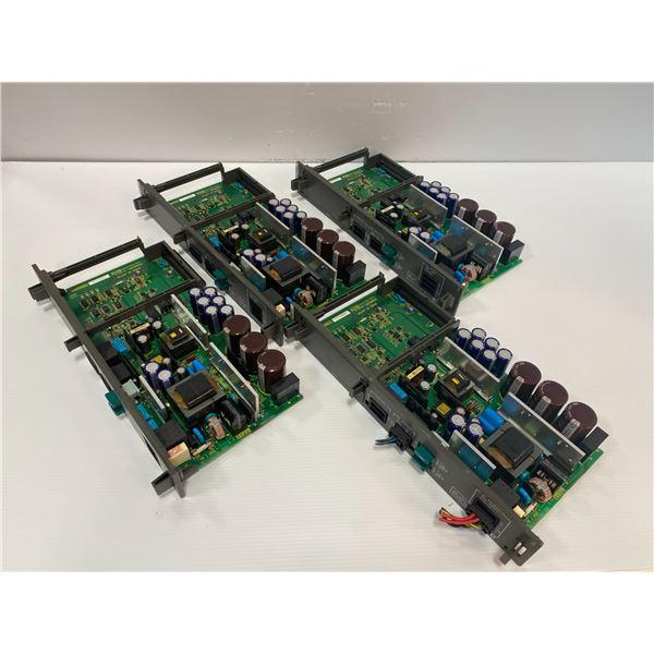(4) - Fanuc A16B-2203-0370/13E Circuit Boards