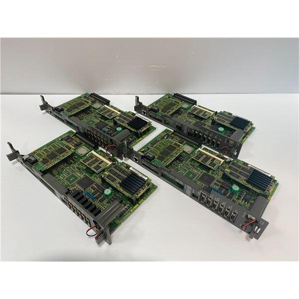 (4) - Fanuc A16B-3200-0412/04A Circuit Boards
