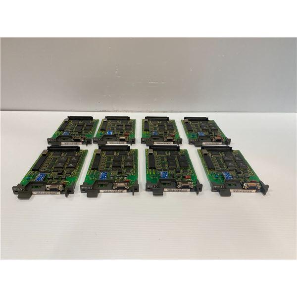 (8) Fanuc A20B-8100-0440/07B Circuit Boards