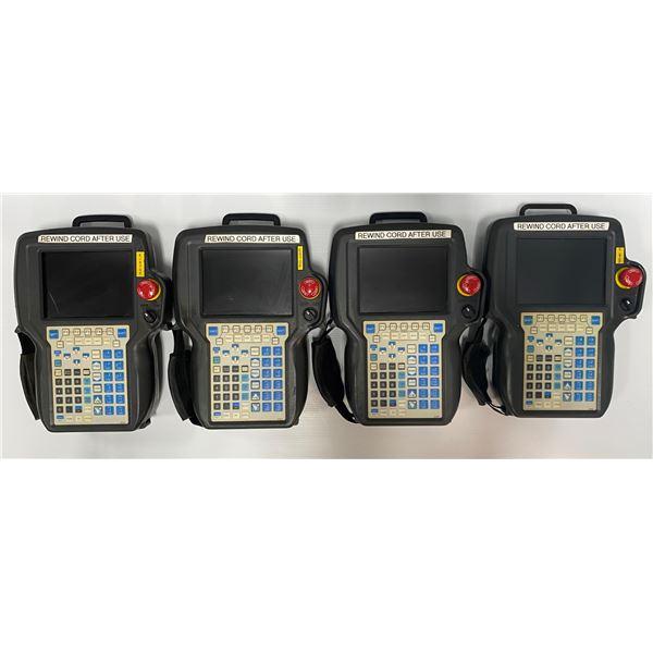 (4) - Fanuc A05B-2490-C171 I PENDANTS