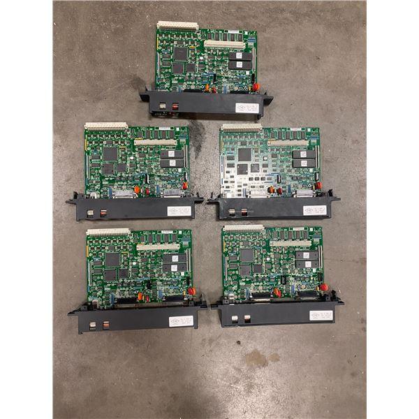 (5) - Fanuc IC697PCM711X PCM COPROCESSOR