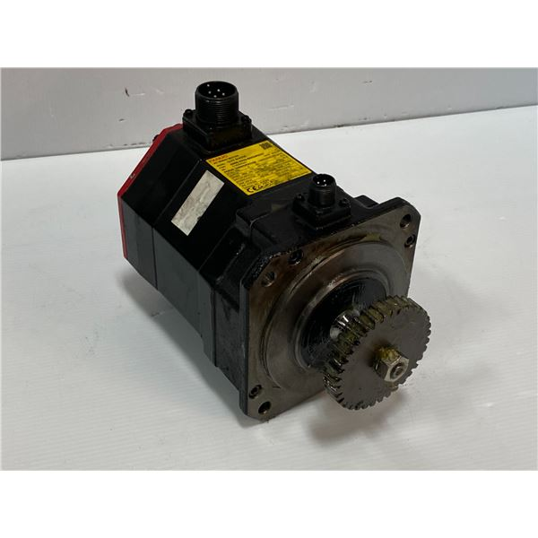 Fanuc A06B-0235-B605#S037 AC Servo Motor