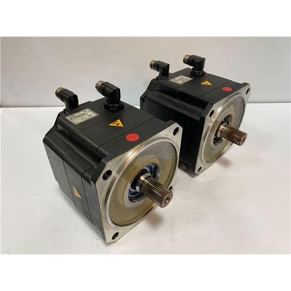 (2) - Kuka 1FK7100-5AZ91-1ZZ9-Z S05 Motors