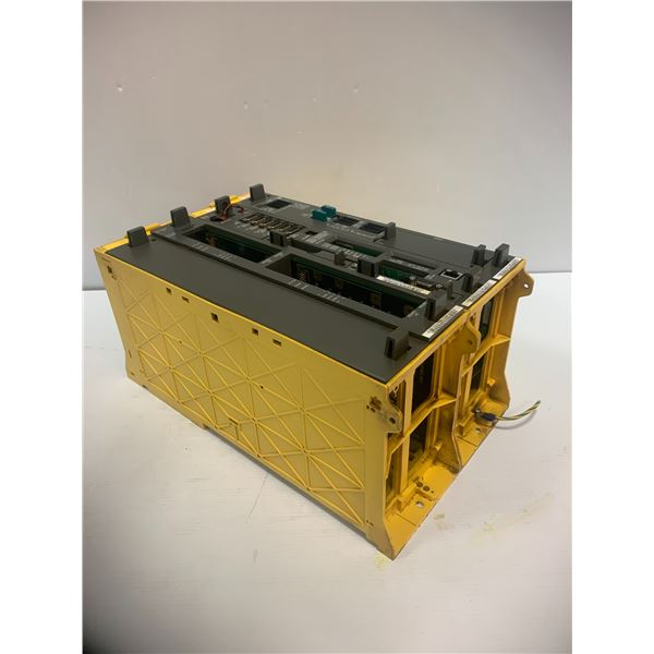 Fanuc Robot Control Rack with Boards (see pics)