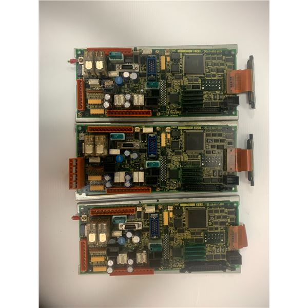 Lot of Fanuc A20B-2100-0770 Circuit Boards