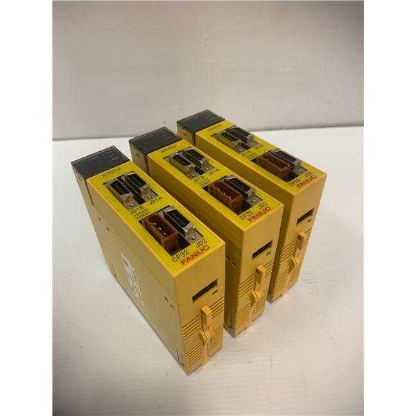 Lot of Fanuc A03B-0819-C011 Modules
