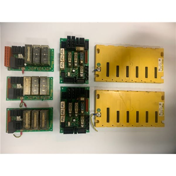 Lot of Fanuc Boards (see pics)
