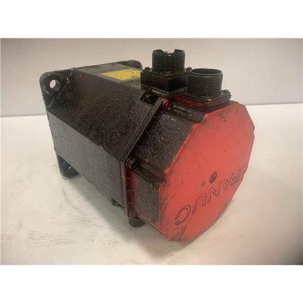 Fanuc A06B-0142-B077 AC Servo Motor