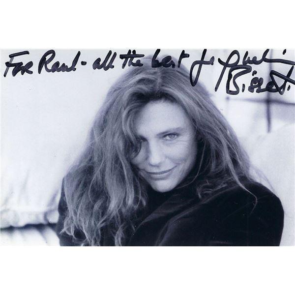 Jacqueline Bisset signed photo