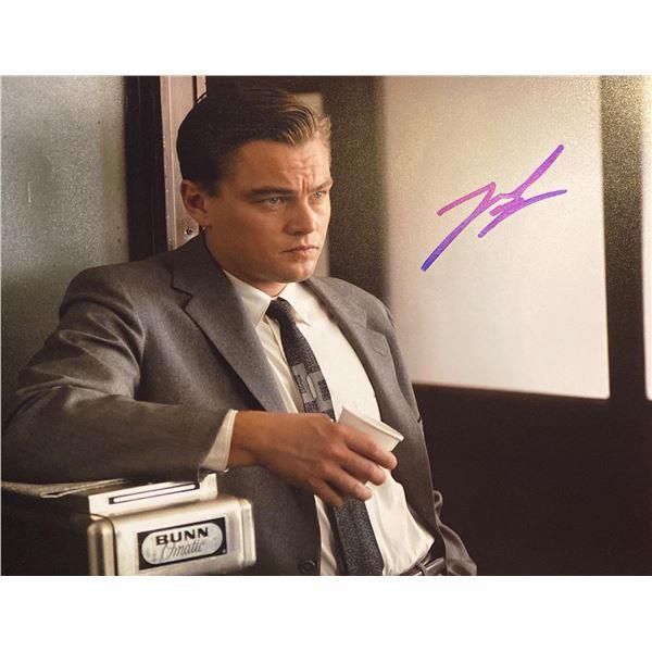 Revolutionary Road Leonardo DiCaprio Signed Movie Photo
