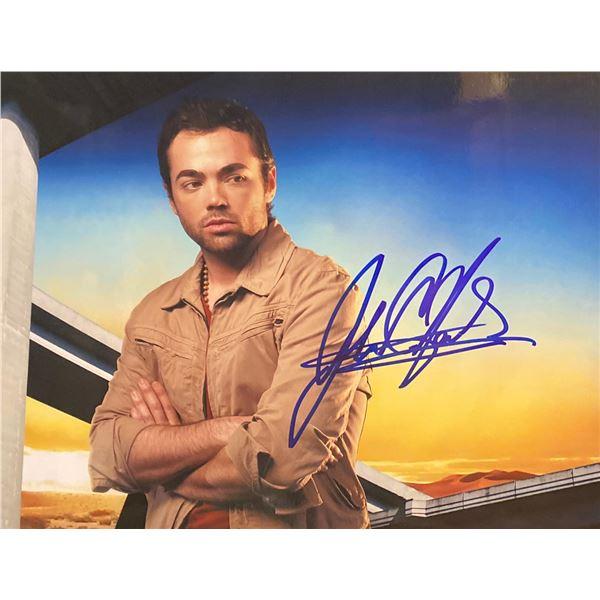John Hensley Signed Photo