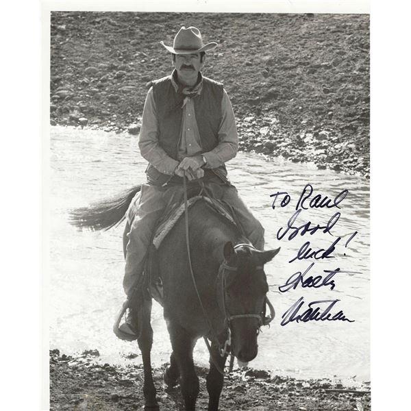 Casey's Shadow Walter Matthau signed movie photo