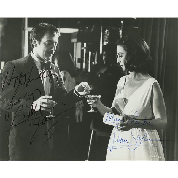 The Happy Ending Bobby Darin and Jean Simmons signed movie photo