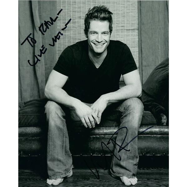 Nate Berkus signed photo