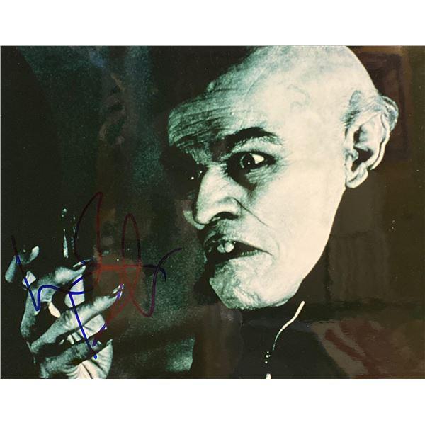 Shadow of the Vampire Willem Dafoe Signed Movie Photo