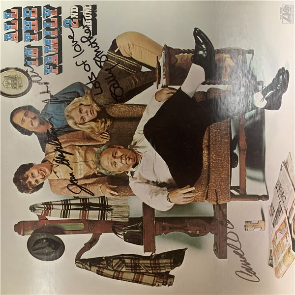 All In The Family signed 2nd Album