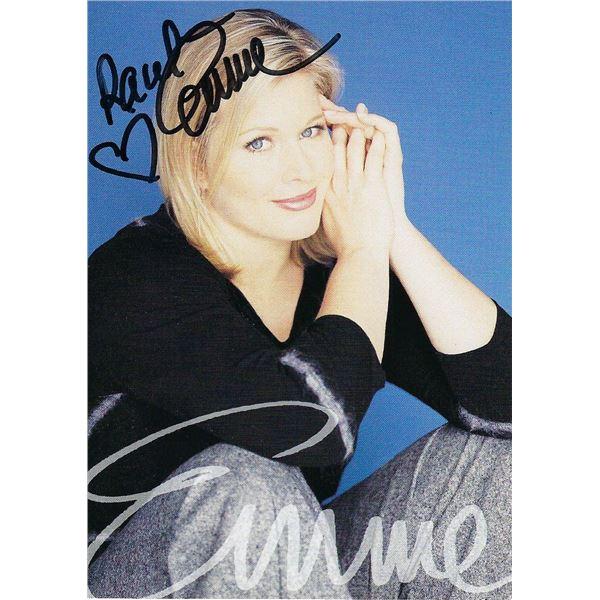 Emme signed photo