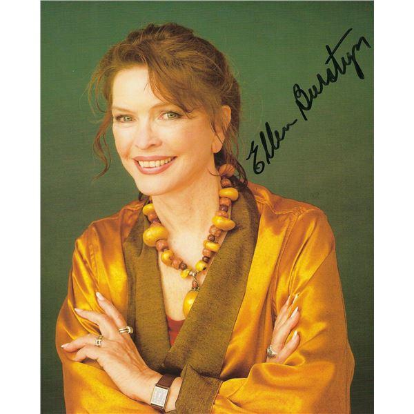 Ellen Burstyn signed photo