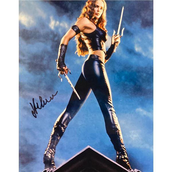 Elektra Jennifer Garner Signed Movie Photo