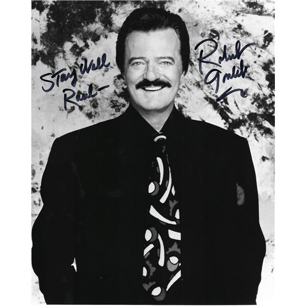 Robert Goulet signed photo