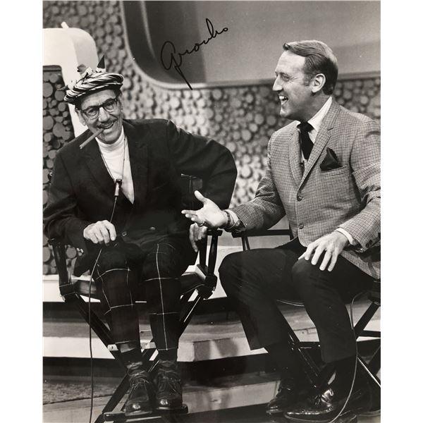 Groucho Marx Signed Photo