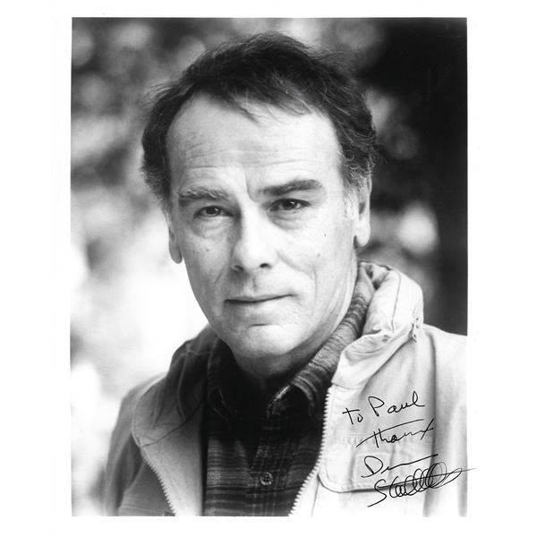 Dean Stockwell signed photo