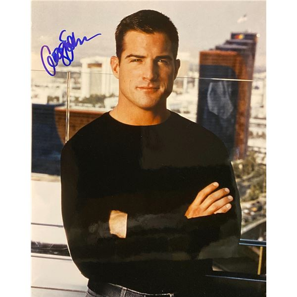 George Eads Signed Photo