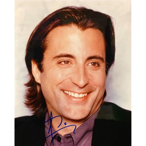 Andy Garcia Signed Photo