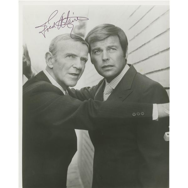 Fred Astaire signed photo