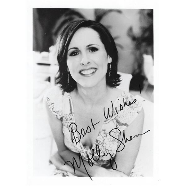 Molly Shannon signed Saturday Night Live photo