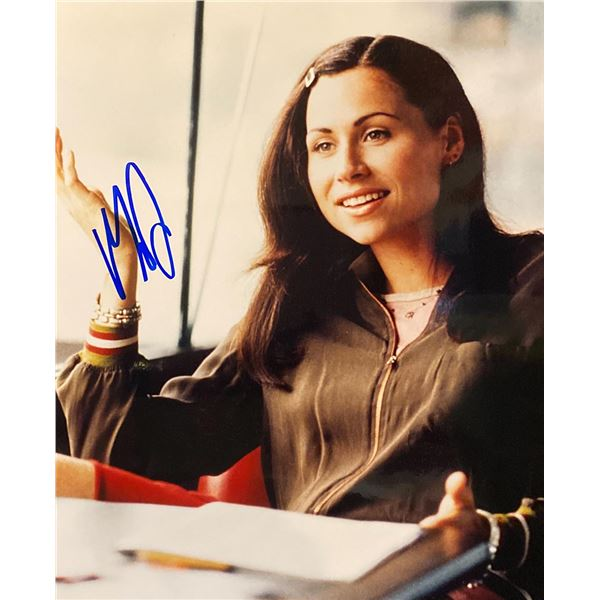 Minnie Driver Signed Photo