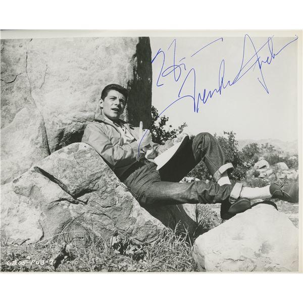 Frankie Avalon signed photo