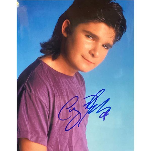 Corey Feldman Signed Photo