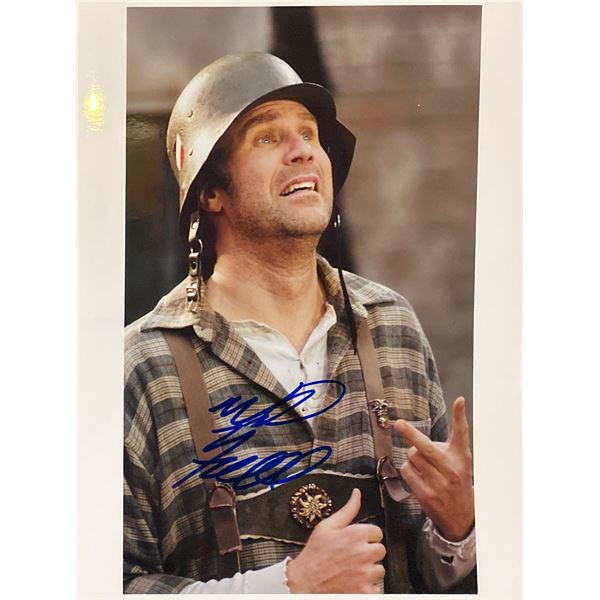 Will Ferrell Signed Photo