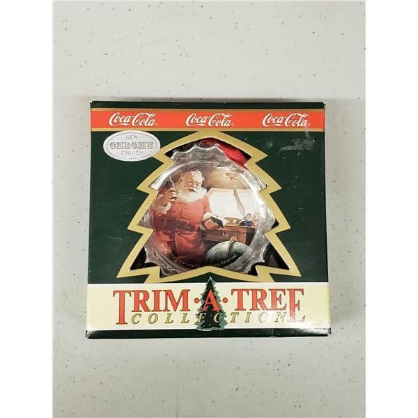 COCA COLA TRIM-A-TREE ORNAMENT COLLECTION
