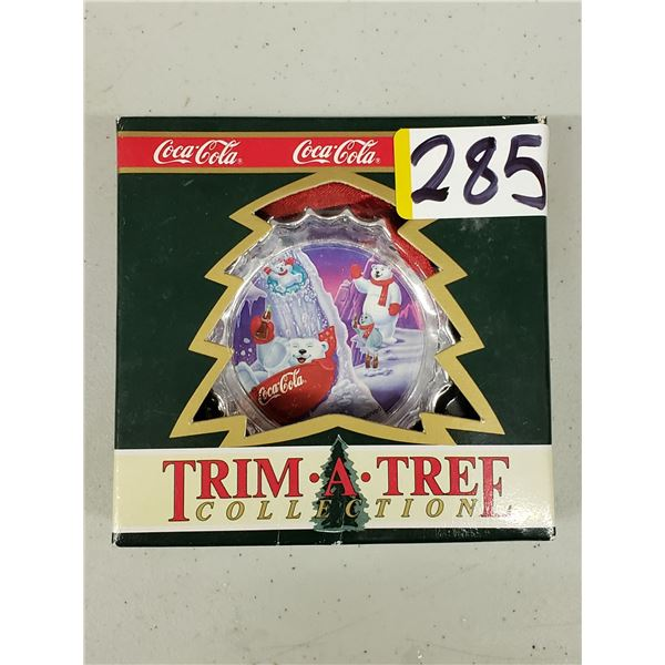 COCA COLA TRIM-A-TREE COLLECTION