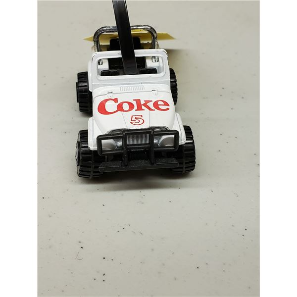 COCA COLA 4X4 ROADER