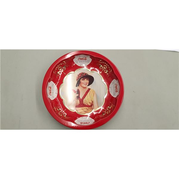 COCA COLA TRAY ISSUED 1995