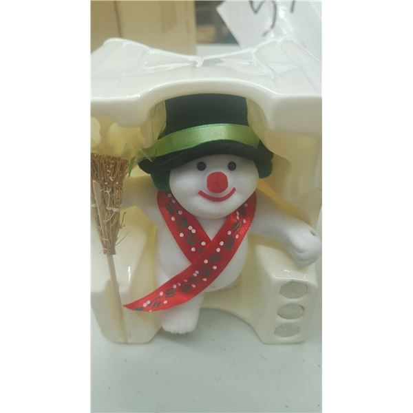 JERRY JINGLES THE MAGICAL, MUSICAL SNOWMAN