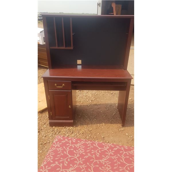 Office Desk Appx. 4' high by 4' wide in excellent Condition
