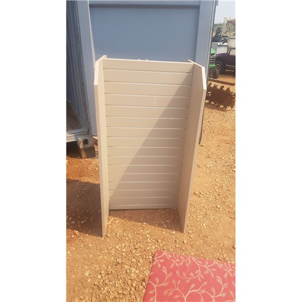Slotted Display Rack excellent for small bussiness