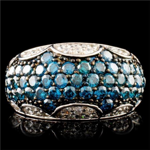 18K Gold 2.23ctw Diamond Ring