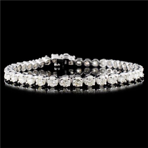 14K Gold 7.00ctw Diamond Bracelet